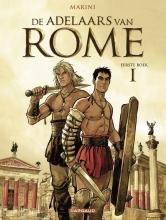 Enrico,Marini/ Desberg,,Stephen Adelaars van Rome 01