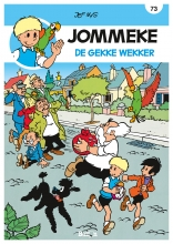 Nys Jef, Jommeke 073