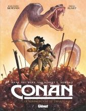 Pierre,Alary/ Morvan,,Jean-david Conan de Avonturier Hc01