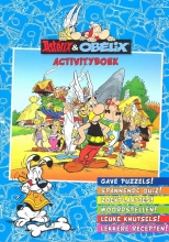 Uderzo,,Albert/ Goscinny,,René Asterix Activity Book 01