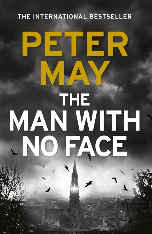 Peter May,The Man With No Face