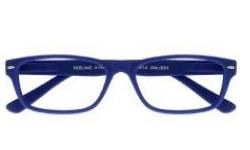 ,Leesbril +2.00 Feeling blauw