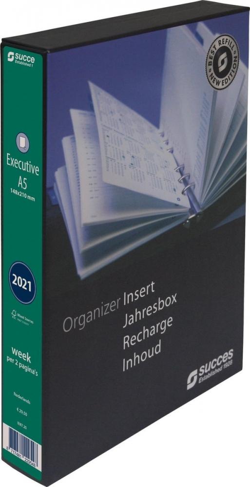 Ien7.21,Succesagenda interieur 2021 compl.  a5 executive 7dag/2pag
