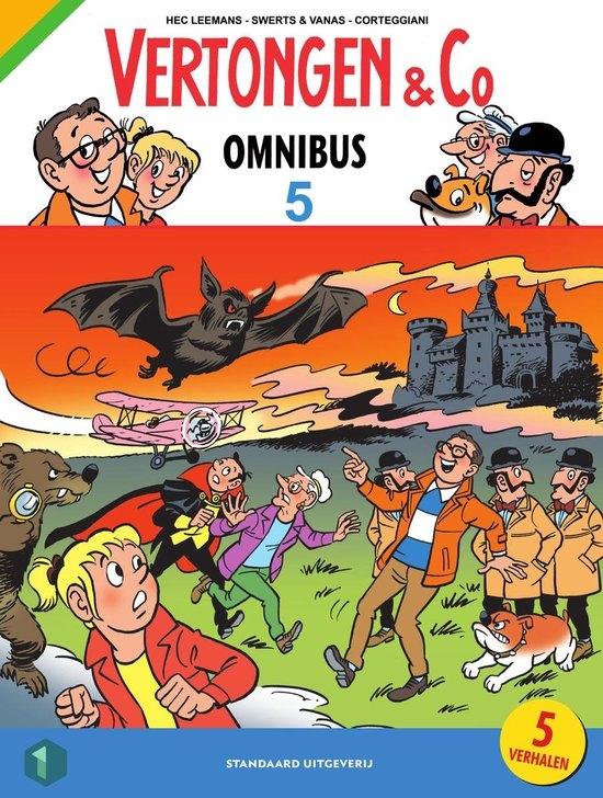 Hec Leemans, Swerts & Vanas,05 Omnibus