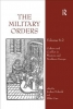 Jochen Schenk,   Mike Carr, The Military Orders Volume VI (Part 2)