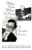 , William Carlos Williams and Charles Tomlinson