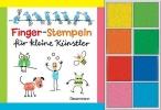 Pautner, Norbert, Fingerstempeln für kleine Künstler-Set
