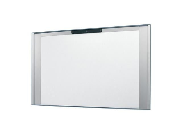 ,wandbord Sigel akoestiek donkergrijs, 1200x810x65 mm