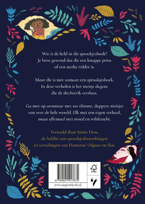 Julia Bruce,Stoere sprookjes over avontuurlijke meisjes