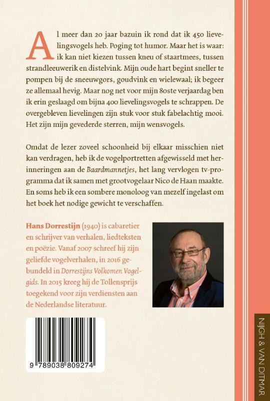 Hans Dorrestijn,Wensvogels