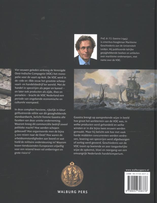 Femme S. Gaastra,Geschiedenis van de VOC