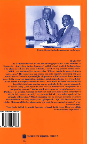 Willem Oltmans,Memoires 1989-B