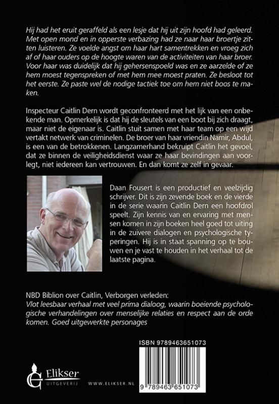 Daan Fousert,Jachtig