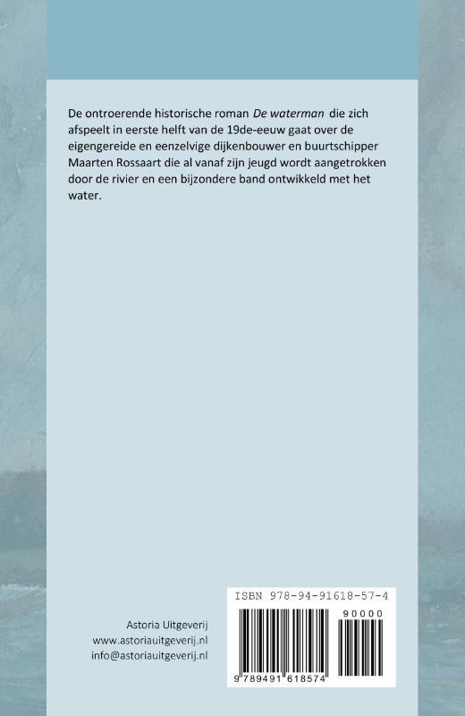 Arthur van Schendel,De waterman