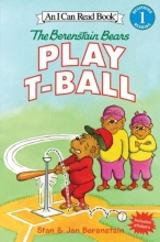 Berenstain, Jan The Berenstain Bears Play T-Ball
