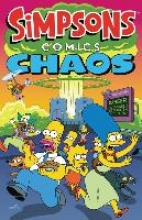 Groening, Matt Simpsons Comics Chaos