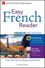 R. De Roussy de Sales Easy French Reader Premium, Third Edition