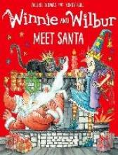 Thomas, Valerie Winnie and Wilbur Meet Santa with audio CD