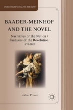 Preece, Julian Baader-Meinhof and the Novel