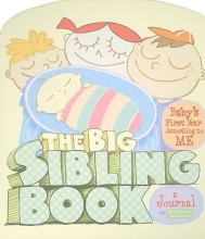 Rosenthal, Amy Krouse The Big Sibling Book