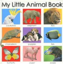 Priddy, Roger My Little Animal Book