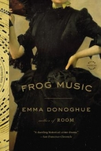 Donoghue, Emma Frog Music