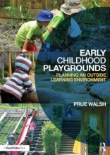 Prue Walsh Early Childhood Playgrounds