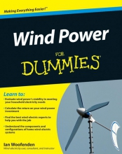 Woofenden, Ian Wind Power For Dummies