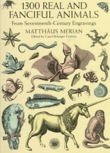 Merian, MariaSibylla 1300 Real and Fanciful Animals