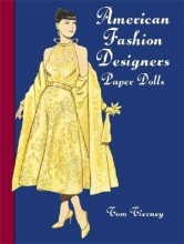 Tom Tierney American Fashion Designers Paper Doll