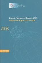 World Trade Organization Dispute Settlement Reports, Volume XII
