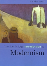 Lewis, Pericles Cambridge Introduction to Modernism