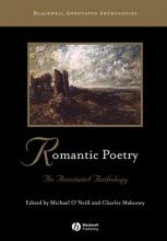 O`Neill, Michael Romantic Poetry