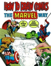 Lee, Stan,   Buscema, John How to Draw Comics the Marvel Way