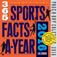 The Official 365 Sports Facts-a-Year 2016 Calendar
