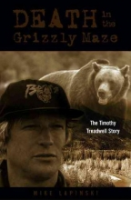 Lapinski, Mike Death In The Grizzly Maze