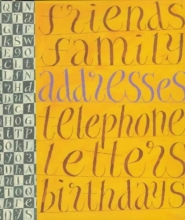 Fisher, Jeffrey A Literary Address Book