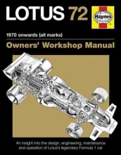 Ian Wagstaff Lotus 72 Owners` Workshop Manual