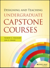 Robert C. Hauhart,   Jon E. Grahe Designing and Teaching Undergraduate Capstone Courses