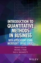 Bharat Kolluri,   Michael J. Panik,   Rao N. Singamsetti Introduction to Quantitative Methods in Business