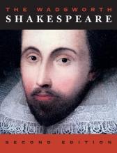 Shakespeare, William The Wadsworth Shakespeare