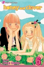 Umino, Chica Honey and Clover 6