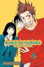 Shiina, Karuho Kimi Ni Todoke 5