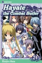 Hata, Kenjiro Hayate the Combat Butler 24