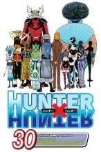 Togashi, Yoshihiro Hunter X Hunter 30