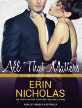 Nicholas, Erin All That Matters
