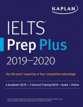 Kaplan Test Prep Ielts Prep Plus 2019-2020