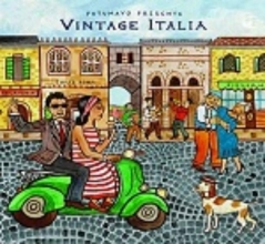 Putumayo Presents*Vintage Italia(CD)