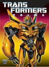 Capizzi, Duane,   Dubuc, Nicole Transformers Prime 1