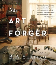 Shapiro, B. A. The Art Forger